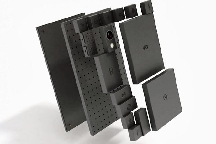 Motorola y 3D Systems se asocian para la fabricación de su teléfono modular