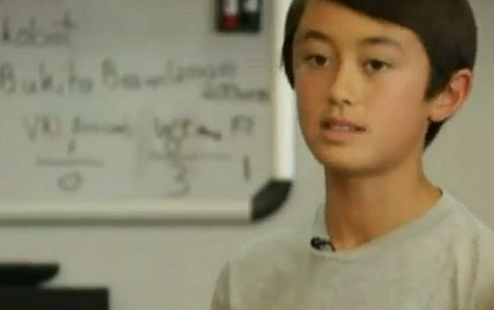 Un precoz niño de 13 años es profesor en el MIT