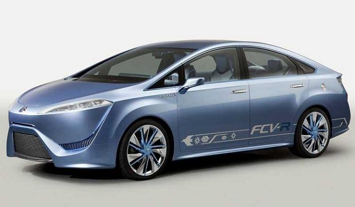 Toyota ofrece vender un auto que use celdas de combustible para el 2015