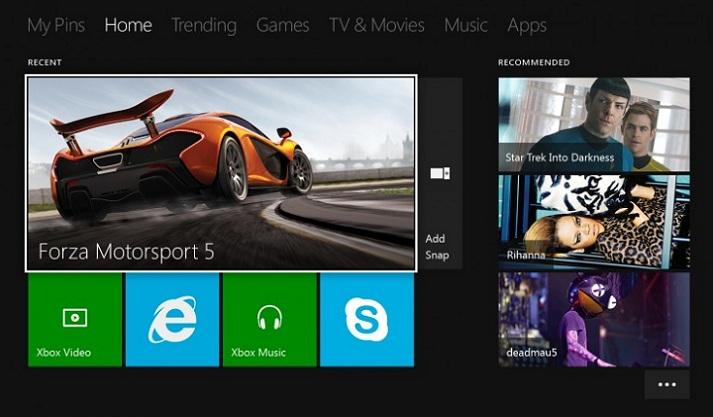 SmartGlass de Xbox One ya se encuentra disponible en iOS y Android