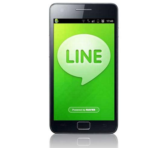 Line el rival directo de WhatsApp rumbo a los 300 millones de usuarios