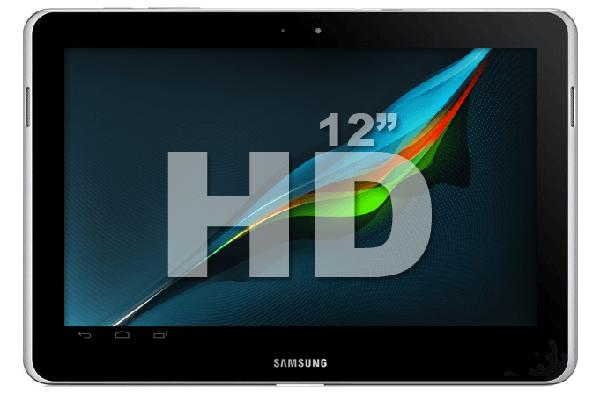 Se espera para fin de año arranque la producción de la tablet Samsung de 12.2 pulgadas
