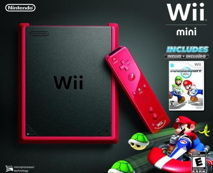 Nintendo Wii Mini ya se comercializa en territorio de los EE.UU.