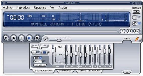 Reproductor de música Winamp dejará de funcionar a partir del 20 de diciembre