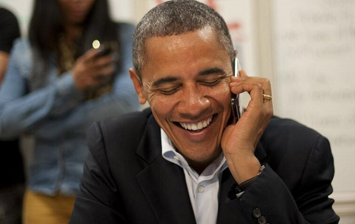 A Barack Obama le prohíben uso de iPhone por razones de seguridad