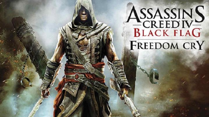 """El DLC """"Freedom Cry"""" para Assassin's Creed 4 se lanzará oficialmente el 17 de diciembre"""