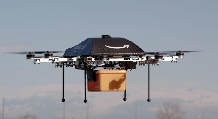 Organismo oficial de los EE.UU. inicia pruebas para abrir su espacio aéreo a drones