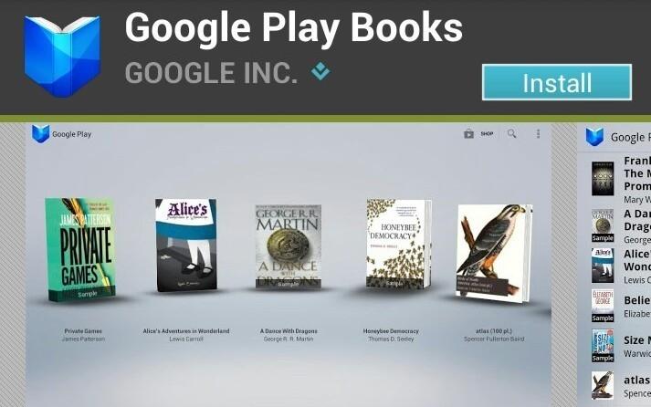 Google comienza a vender libros electrónicos en 5 países más de Latinoamérica
