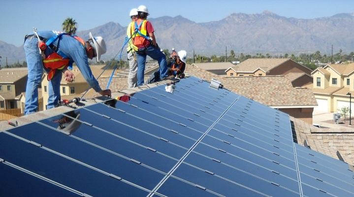 SolarCity: nuevo sistema de batería que convertiría la energía solar en fuente importante de electricidad