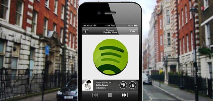 Descarga ahora Spotify de forma gratuita a tu móvil y Tablet