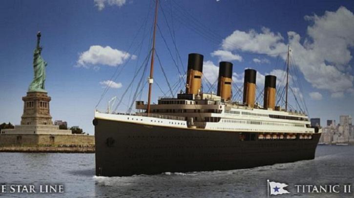 Multimillonario australiano anuncia proyecto para construir una réplica similar al Titanic