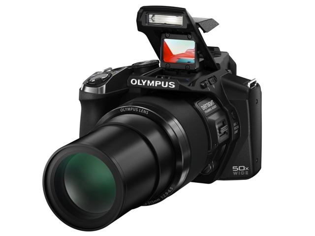 Nueva Olympus SP-100, Una moderna cámara fotográfica con SuperZoom
