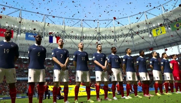 EA Sports anuncio oficialmente su próximo juego de la Copa Mundial de Brasil 2014