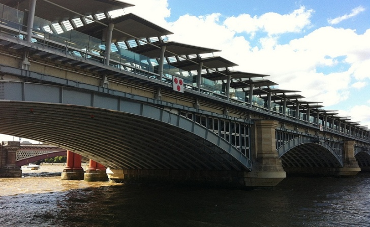 Blackfriars Bridge 2