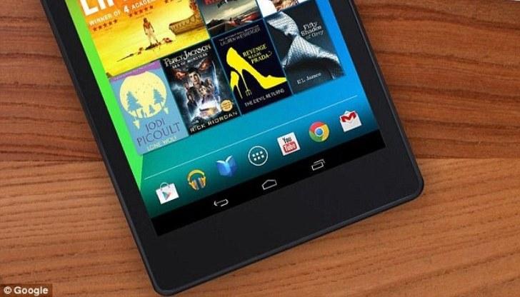 Android 4.5 y el Nexus 8 llegarían de la mano para julio próximo