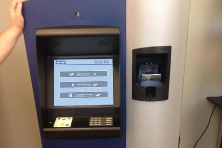 Aparecen en EE.UU. los primeros cajeros automáticos de bitcoin
