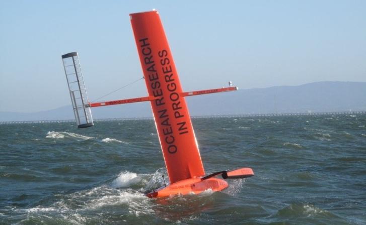 Saildrone SD1: El velero dron que desea navegar todos los mares
