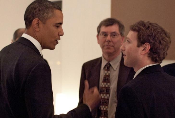 Zuckerberg llamo personalmente a Barack Obama por el espionaje de la NSA