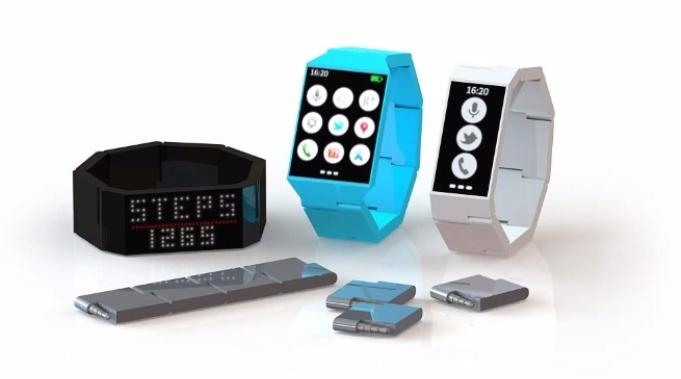 """Un Smartwatch modular  al estilo de """"Project Ara de Google"""""""