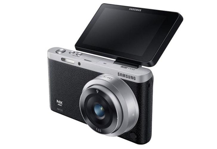 Samsung anuncia oficialmente su nueva cámara NX mini