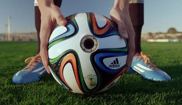 """Adidas instala 6 cámaras """"high definition (HD)"""" en el balón oficial del Mundial"""