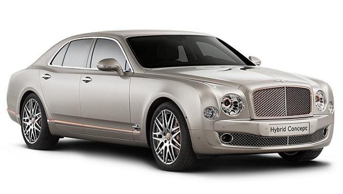 Bentley introduce la tecnología híbrida enchufable para el mercado de los autos de lujo
