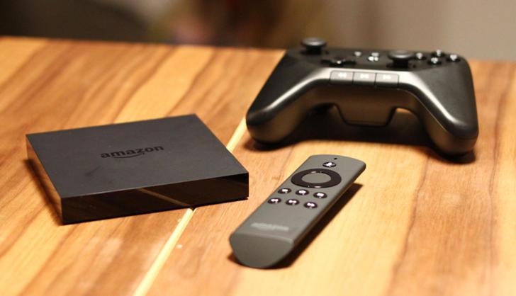 Amazon Fire TV, nuevo servicio de películas y televisión en streaming