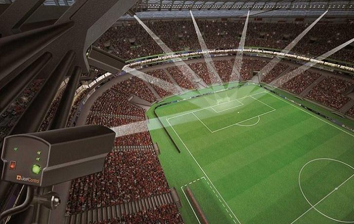 Copa Brasil 2014: empresa alemana usará moderna tecnología para determinar si un balón cruzó la portería