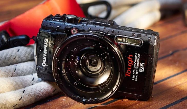 Olympus presenta sus nuevas cámaras Stylus SH-1 y Tough TG-3