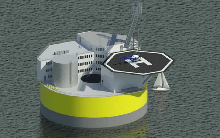 Científicos del MIT proponen construir futuras plantas nucleares en medio del océano