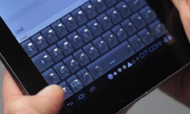 Teclado dinámico de Tactus hará su debut como accesorio para iPad mini