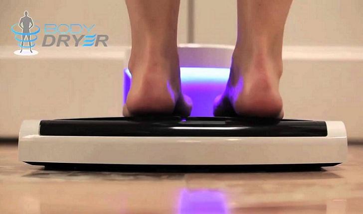 Body Dryer: el secador de cuerpo que quiere acabar con las toallas