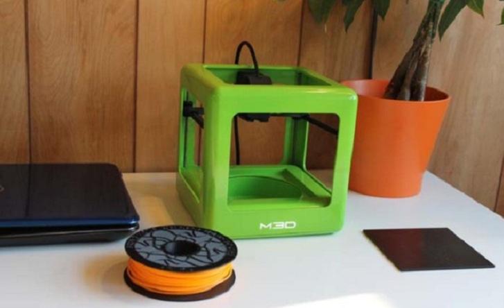 The Micro, la impresora 3D para los usuarios de consumo final