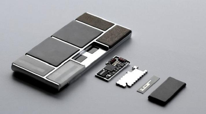 Google premiara con US$100.000 al mejor diseño para sus  móviles modulares Ara