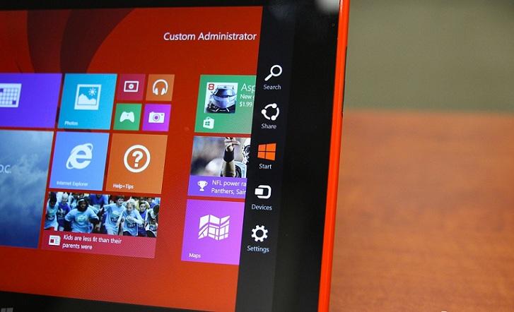Nokia detiene venta de su tableta Lumia 2520 por peligro de descarga eléctrica