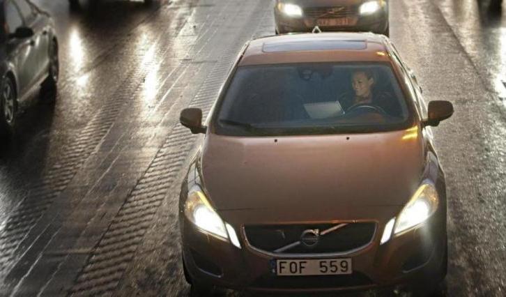 Coches autónomos de Volvo se vienen probando en la ciudad de Gotemburgo (Suecia)