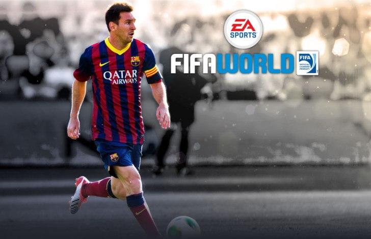 Gratis la FIFA WORLD en PC: la fiebre mundialista del fútbol llego para quedarse