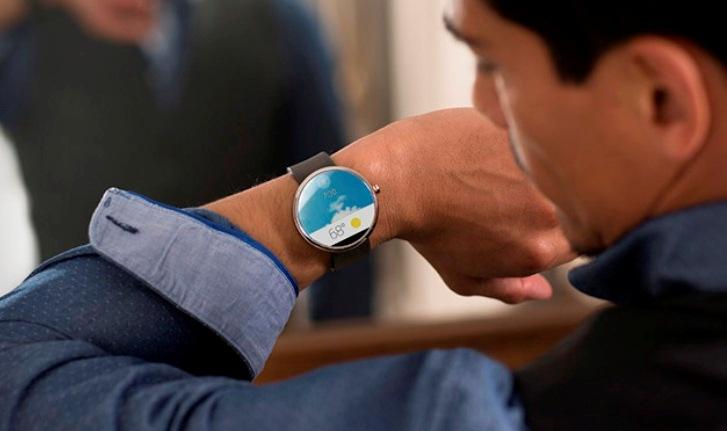 Moto 360, el reloj inteligente de Motorola se cargará de forma inalámbrica