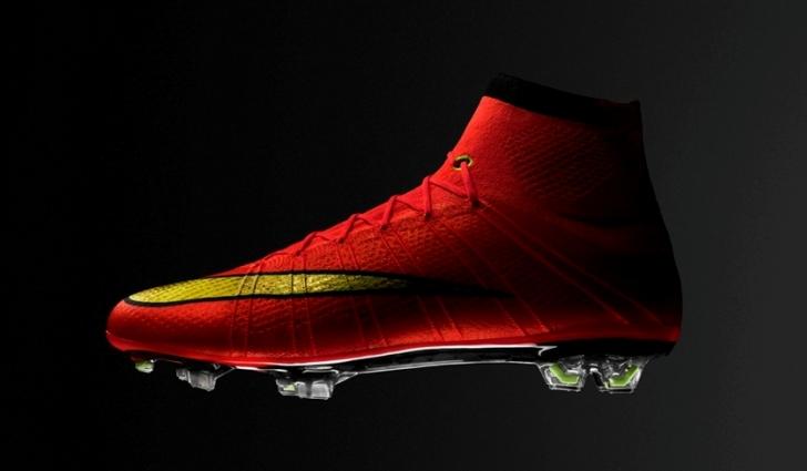 Nike presenta los botines tecnológicamente más avanzados creados hasta la fecha