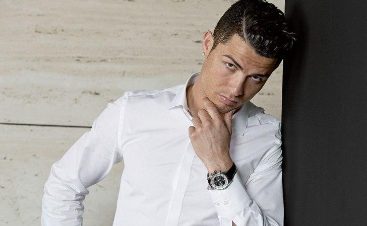 La casa relojera TAG Heuer y Cristiano Ronaldo forman alianza