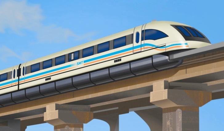 Científicos chinos planean crear un tren que viajaría a una velocidad de 2.800 kilómetros por hora