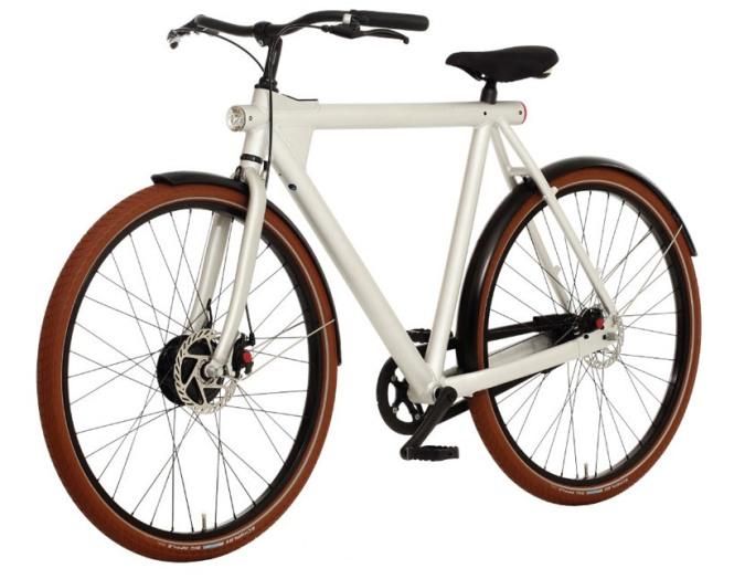 Vanmoof 10 Electrified, una bicicleta eléctrica de apariencia muy normal