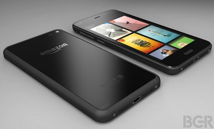 Nueva filtración de una imagen más nítida del primer smartphone de Amazon