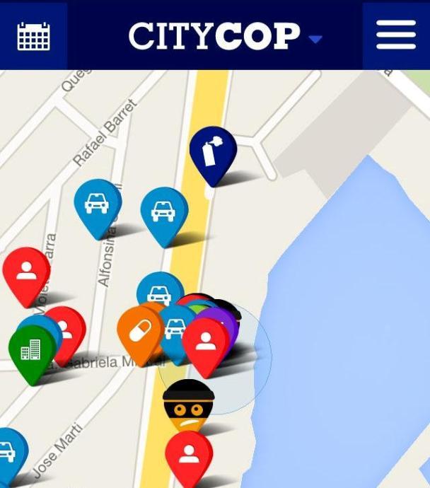 En Uruguay funciona con éxito una aplicación contra la delincuencia