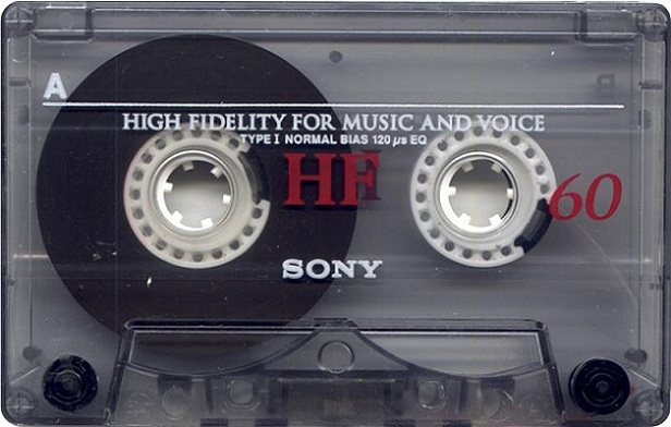 Sony crea nueva cinta magnética capaz de almacenar 186 TB de información