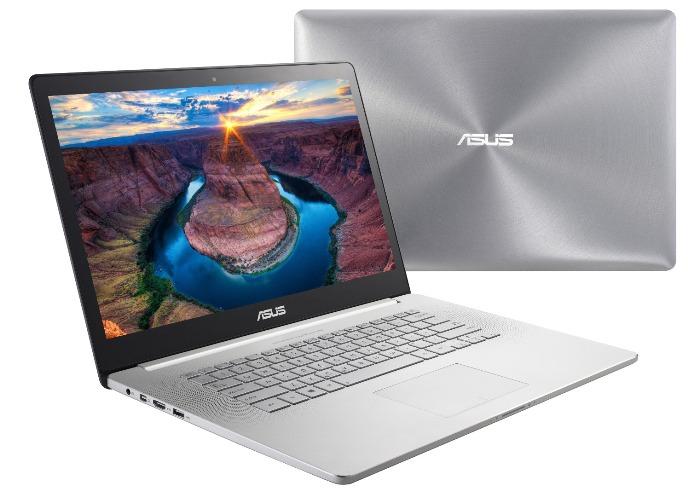 ASUS Zenbook NX500: una portátil muy liviana y con pantalla 4K