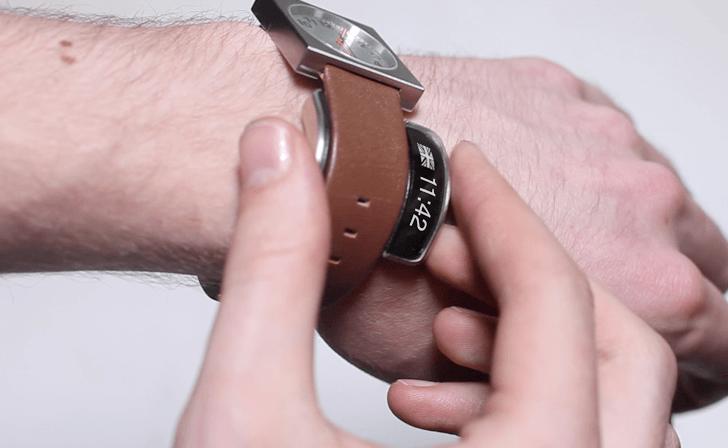 Glance, dispositivo que nos permite convertir cualquier reloj en un smartwatch