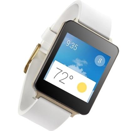 LG G Smartwatch estaría disponible a partir del 7 de Julio