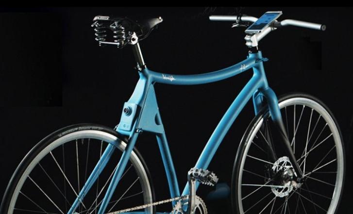 Smart Bike, la futura bicicleta inteligente de Samsung