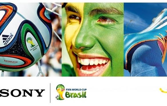 Sony Xperia Z2, el Smartphone oficial de la Copa Mundial de Futbol 2014